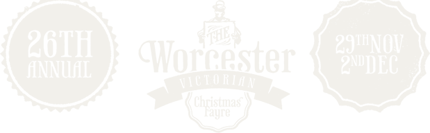 Worcester Victorian Christmas Fayre Logo